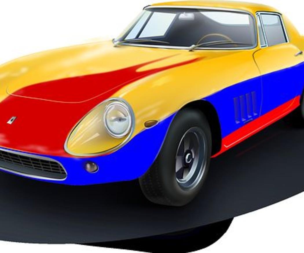 ¿Cuál es el mejor color para un coche?