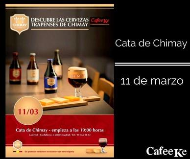 Cata de Cerveza Chimay