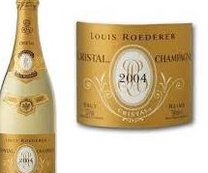 Louis Roederer Brut Cristal 2004: Catálogo de  López Pascual