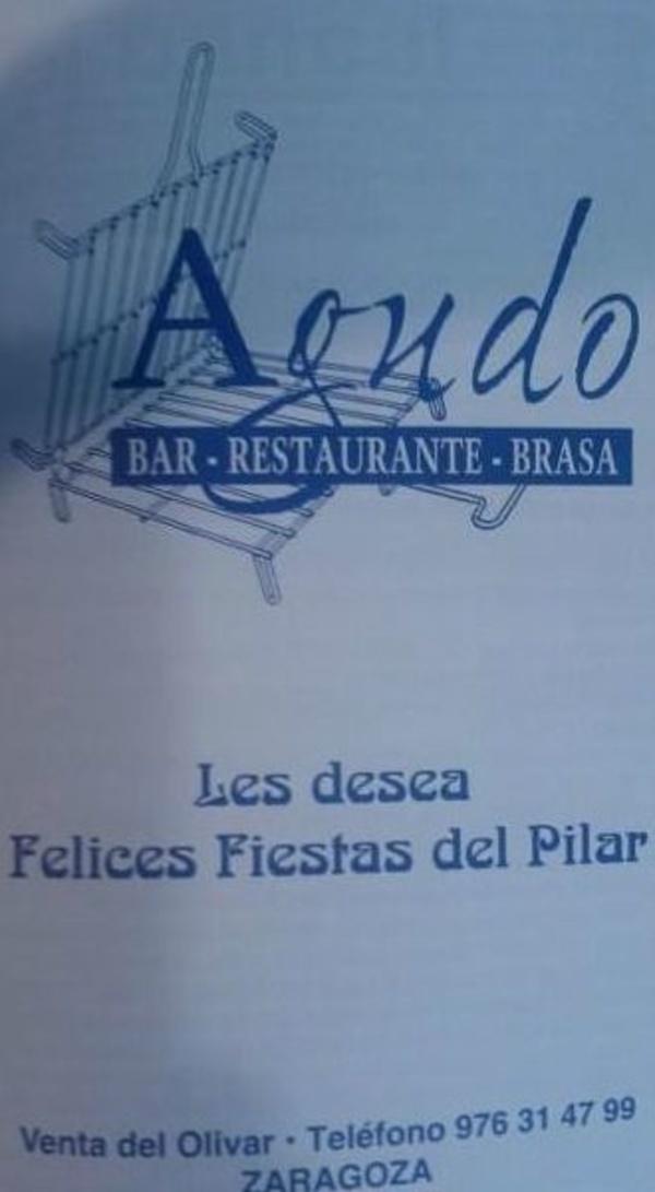Restaurante fiestas del Pilar 2016