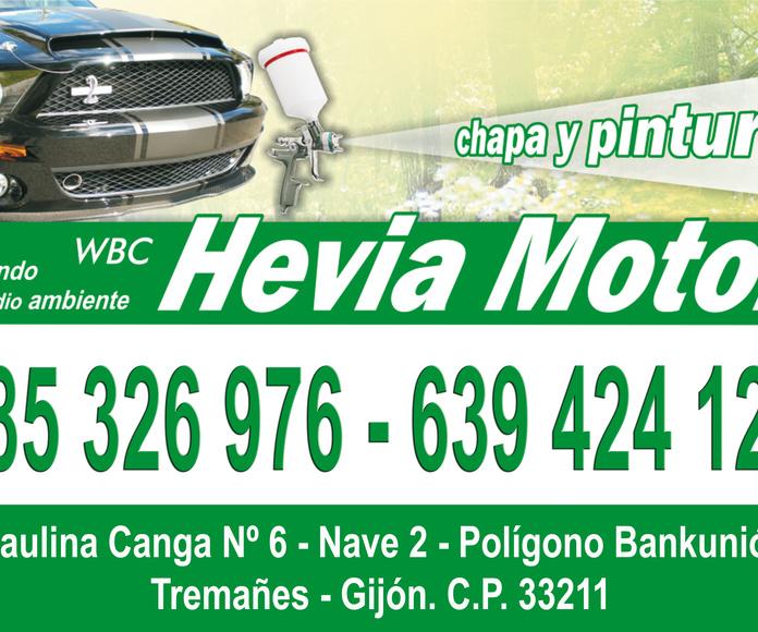 HEVIA MOTOR CHAPA Y PINTURA