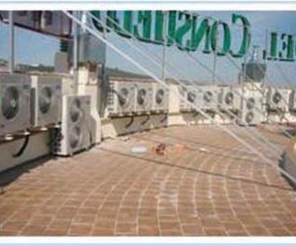 Instalador de aire acondicionado en Jaén