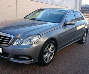TAXI DE 5 PLAZAS: Mercedes E 250 CDI Avantgarde