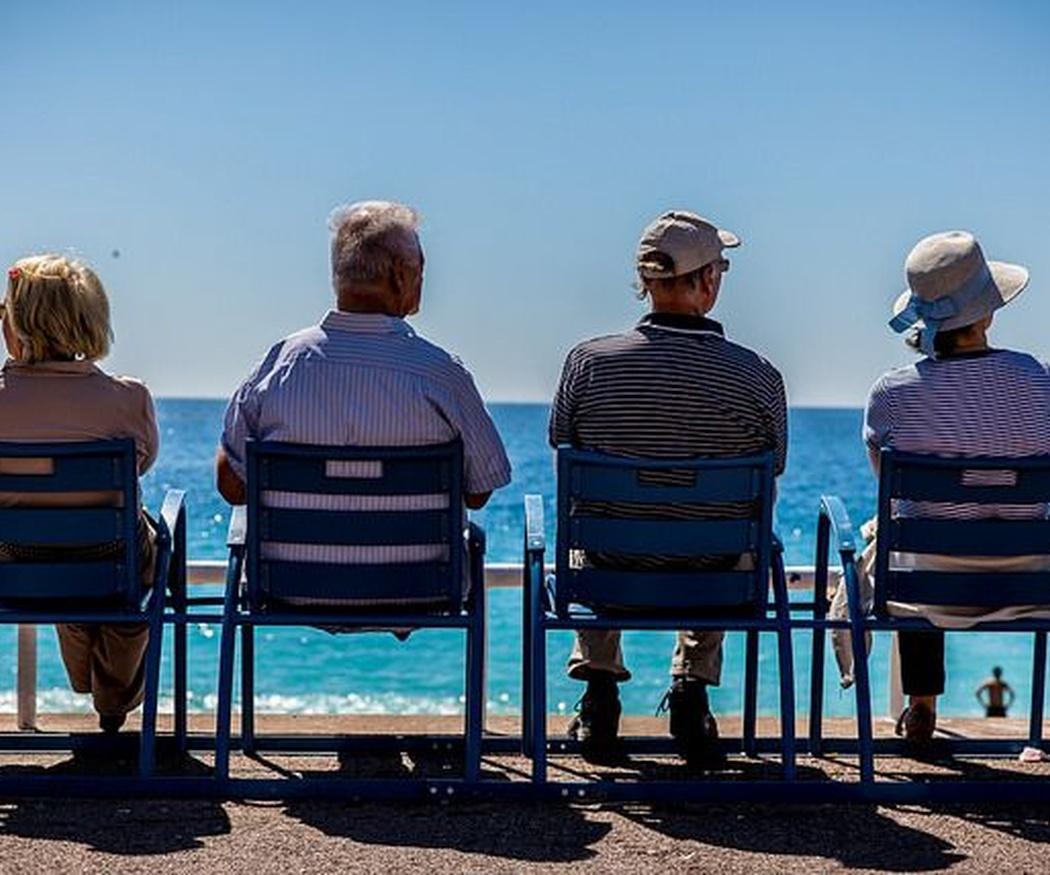 La actividad en las personas mayores