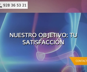 Centros de urología en Las Palmas