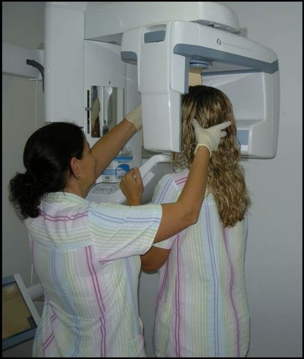 Equipo Radiológico