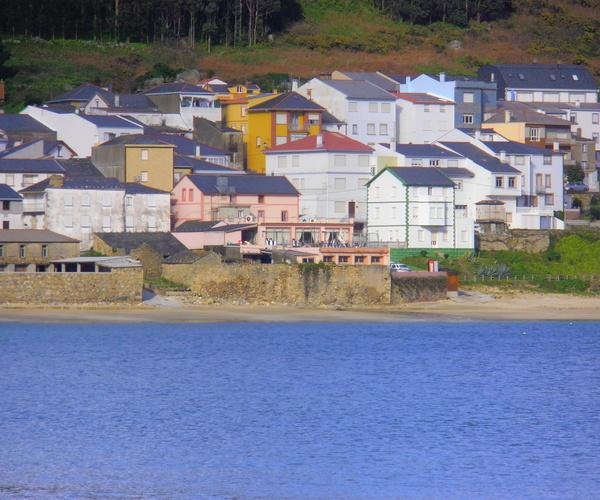 Vista desde El Restaurante La Marina