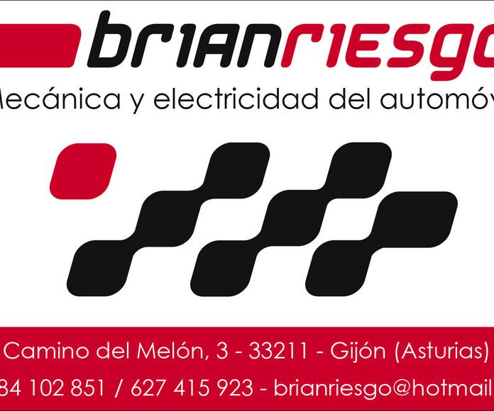 BRIAN RIEGO MECANICA Y ELECTRICIDD DEL AUTOMOVIL