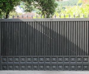 Puerta corredera Madrid