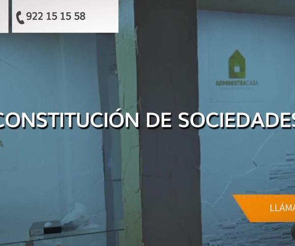 Asesoría de empresas Santa cruz de Tenerife