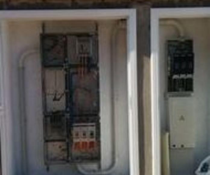 ELECTRICITAT: Servicios de InstalQuerol