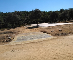 Obras en fincas en Jaén