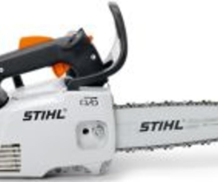 Modelo: Stihl MS 150 TC-E: Catálogo-Tienda on-line de Brico Garden Madrid