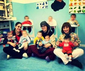 Interacción y desarrollo afectivo con los más pequeños