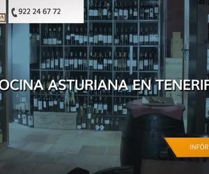 Cocina asturiana en Santa Cruz de Tenerife | La Posada