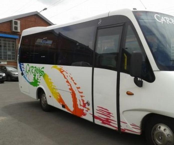 alquiler de autobuses Vitoria