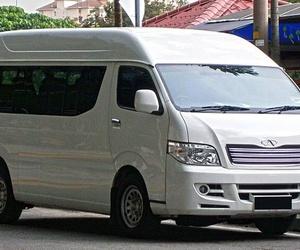 Los minibuses