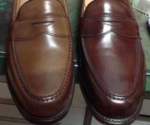Shoe makeover ( cambio de color)