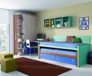Con este programa juvenil podemos dar forma a la habitación de tus hijos.