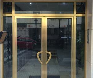 Puerta de entrada  a portales