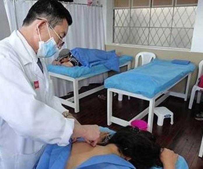 Cursos superiores de Medicina Tradicional China