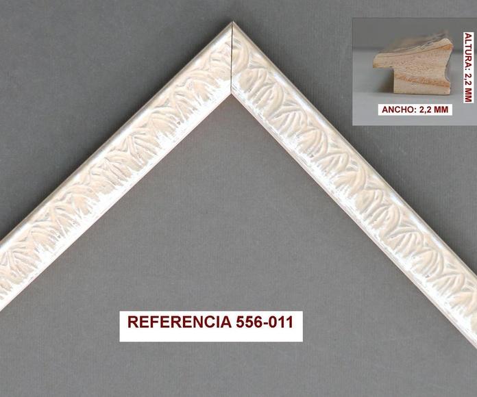 REF 556-011: Muestrario de Moldusevilla