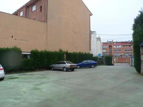 Parking del hotel