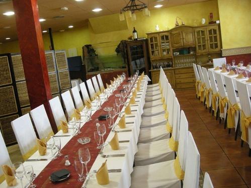 Fotos de Arrocerías en Torres de la Alameda | Restaurante - Tapería El Pajar del Moral