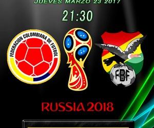 ELIMINATORIAS al mundial COLOMBIA vs BOLIVIA!!!