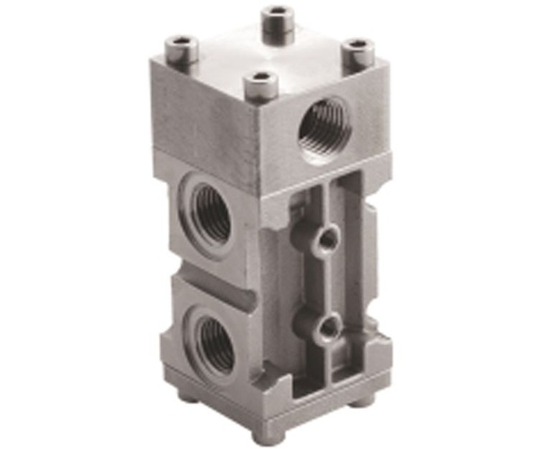 Válvulas y FRL Serie 'línea de acero'