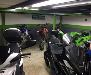 Taller de motocicletas