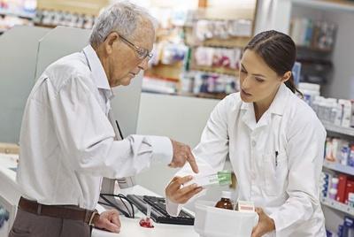 Todos los productos y servicios de Farmacias: Farmacia Pontones