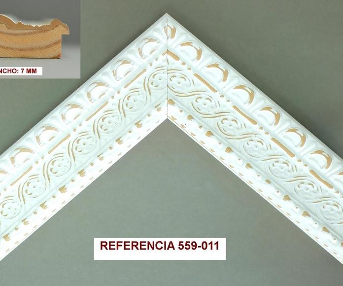 REF 559-011: Muestrario de Moldusevilla