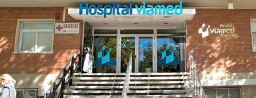 Hospital Viamed Santiado de Huesca
