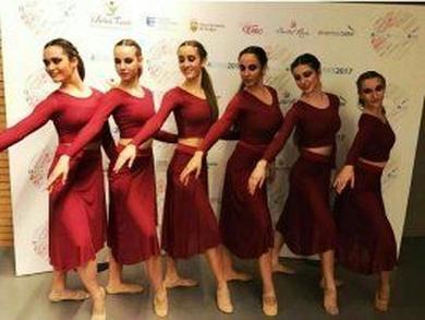 Finalistas para DANCE WORLD CUP Offenburg