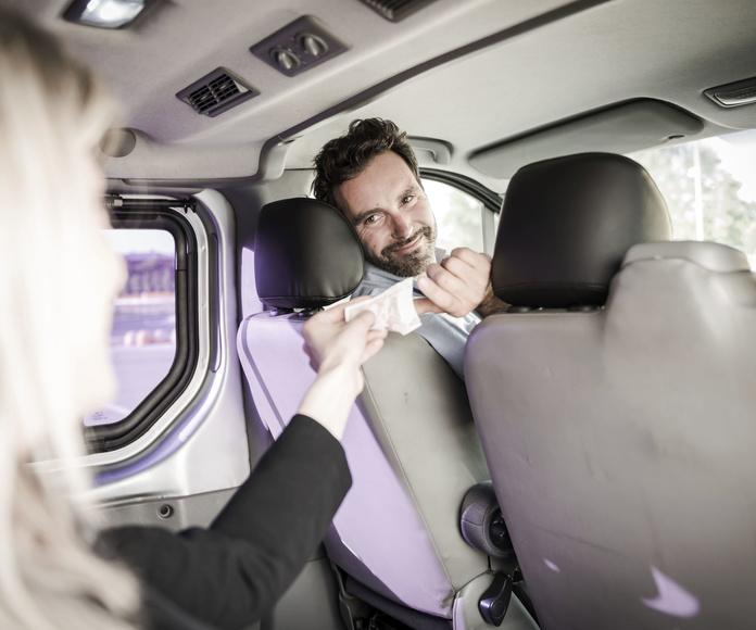 Taxi adaptado para minusválidos  Guipuzkoa