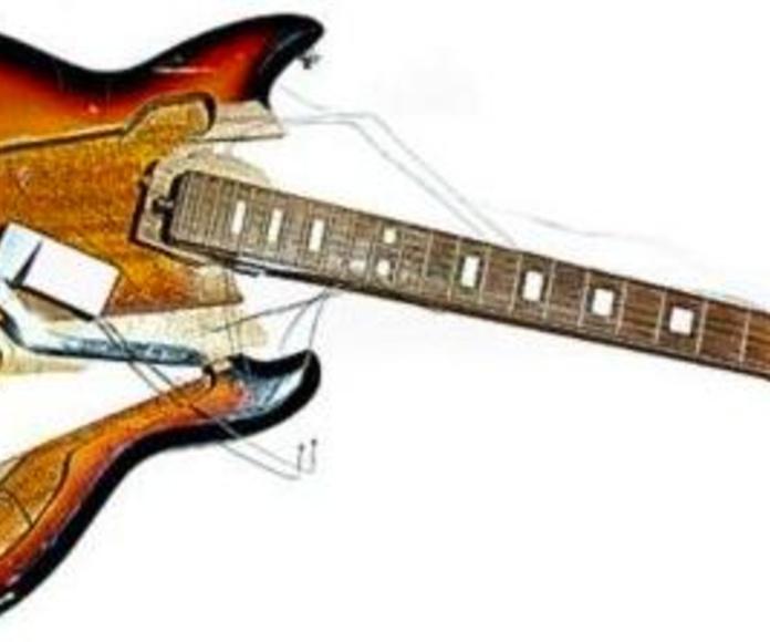 Luthier para guitarras y bajos