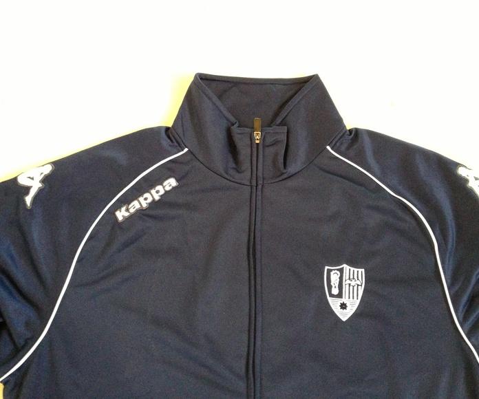 Bordados Estampación Deportiva: Catálogo de bordados de Bordados Tecnibor, S.L.