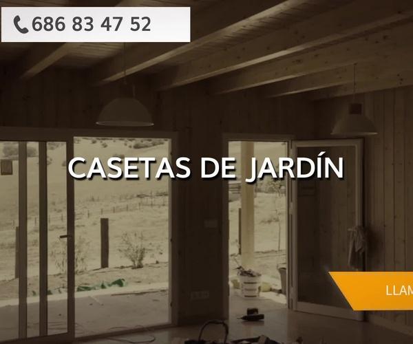 Casas de madera en El Puerto de Santa María | 5SCC Casas de Madera