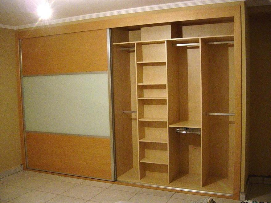 Carpinteria de madera aluminio pvc servicios de almeida - Armarios empotrados oviedo ...