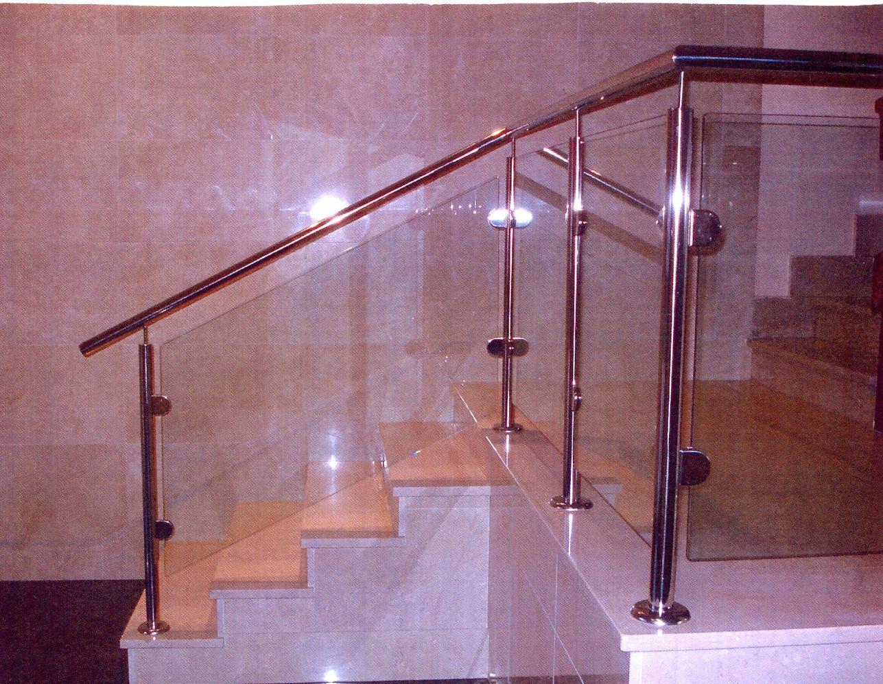 Puertas Para Baño En Acero Inoxidable:Barandilla acero inoxidable: Catálogo de Forja Boutique del Hierro