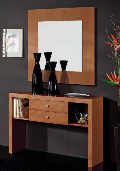 Recibidor moderno cat logo de muebles atance - Muebles recibidor barcelona ...