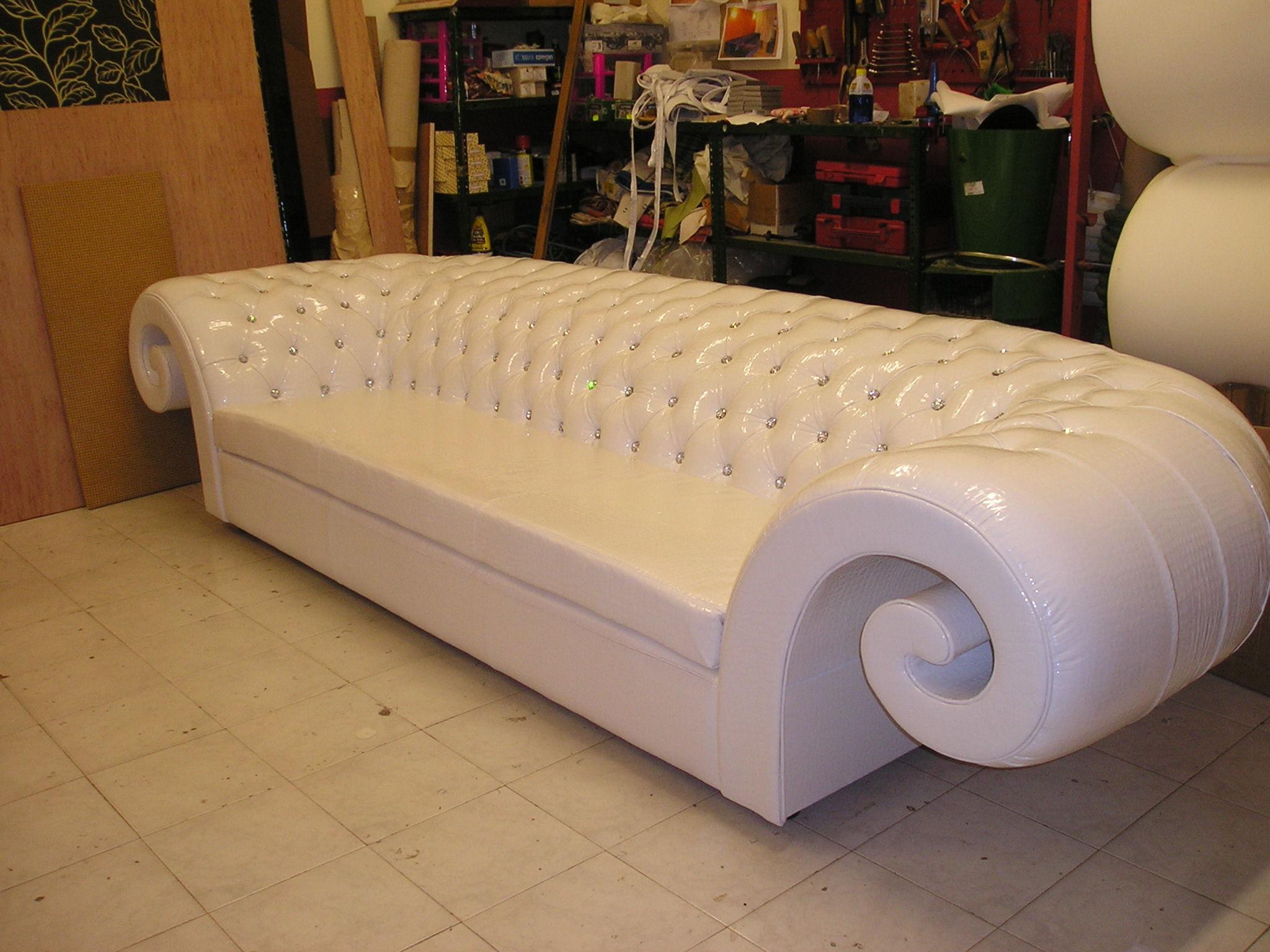 Sofa en capiton productos y servicios de marina y - Tapiceros de sofas en logrono ...