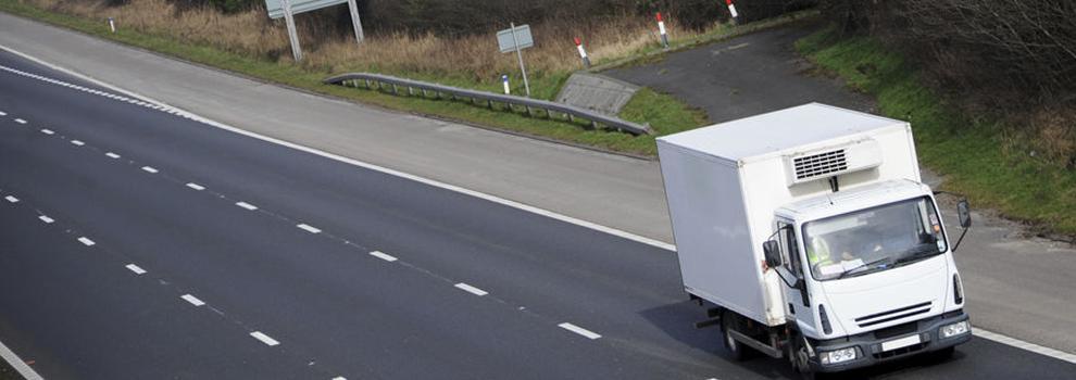 Transporte nacional de mercancias en Cataluña