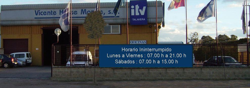 Horario amplio para la ITV en Talavera de la Reina | ITV Talavera