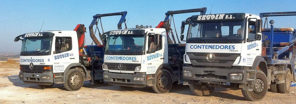 Contenedores en Madrid | Secoin Contenedores, S. L.
