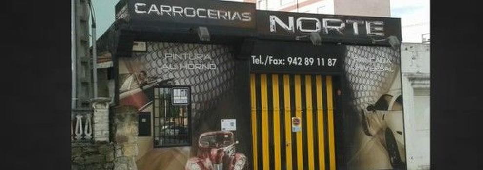 Talleres de chapa y pintura  en Torrelavega | Carrocerías Norte