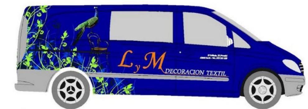 Cortinas en Soria | Lym Decoración Textil