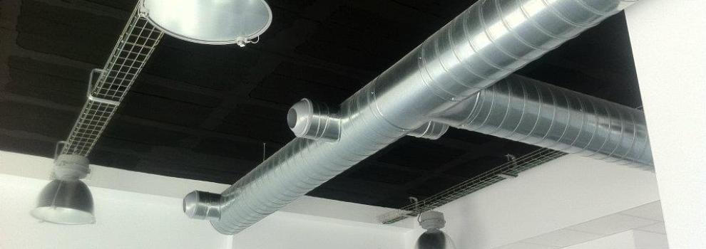 Conductos de aire acondicionado mallorca for Aire acondicionado conductos