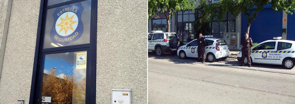 Controladores de acceso y vigilantes de seguridad en Madrid